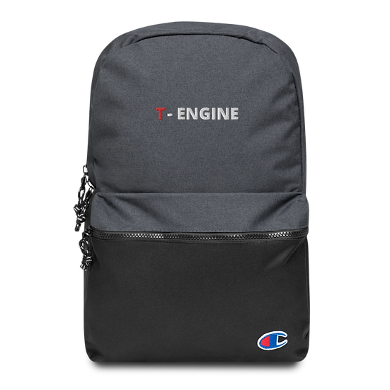 "T-ENGINE Style ""Champion"" Backpack"
