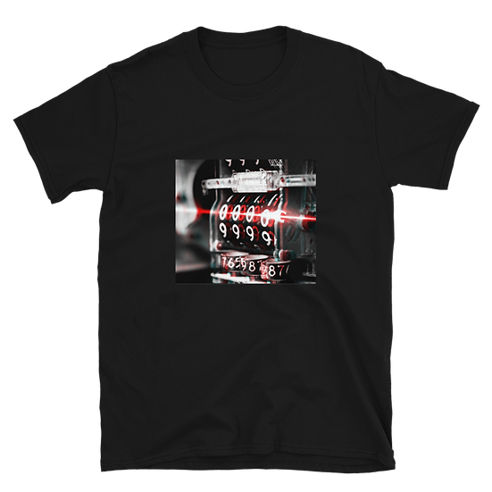 T-ENGINE Drum Roller Style T-Shirt