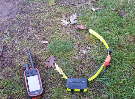 Hoy probamos el GPS Garmin Alpha 100