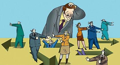 Что эффективнее: разруливать или управлять?
