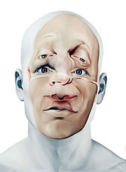 christophe avella bagur - Face FS100 I Feel Stretched
