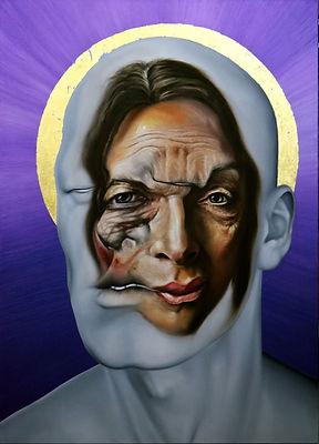 christophe avella bagur - Face FS186 New Apostles series Mathilde