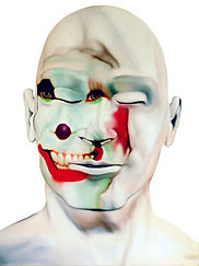 christophe avella bagur - Face FS39 Believe I'm Your Clown