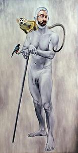 Face FS170 Golgoth'Art - Blind Artist ,