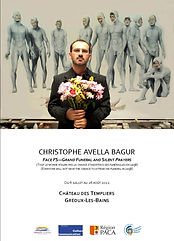 chris avella bagur exhibition in Templar