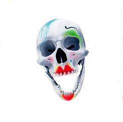 christophe avella bagur - Face FS Skull Clown3