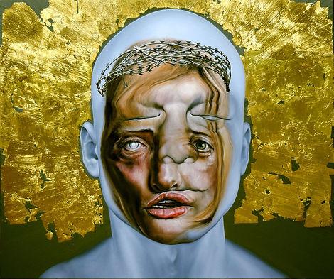 christophe avella bagur - Face FS185 New Apostle Catherina