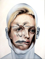 christophe avella bagur - Face FS147 Melancholia