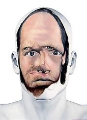christophe avella bagur - Face FS97 Post Human