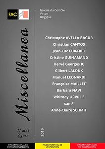 affiche expo miscellanea 2019 belgique.j