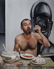 Face FS188 Last Dinner Golgoth'art serie