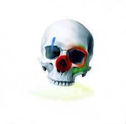 christophe avella bagur - Face FS Skull Clown1