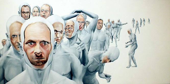 christophe avella bagur - Face FS1812 Pilgrimage To The New World