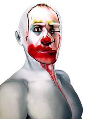 christophe avella bagur - Face FS63 Peeing colors