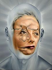 christophe avela bagur - Face FS165 New Apostles series Judith