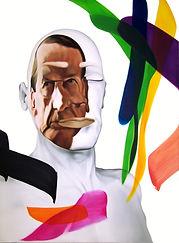 christophe avella bagur - Face FS48 Father's Portrait