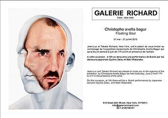 Galerie Richard - Avella Bagur - New Yor