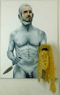 christophe avella bagur - Face FS151 Skin Control - Selfportrait