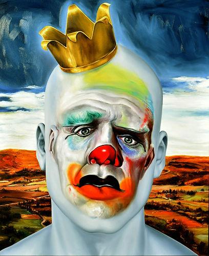 christophe avella bagur, Face FS Clown Clone Crown I Need Better