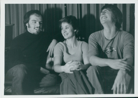 Peter Brown, Pat Hurley and Robert Rans