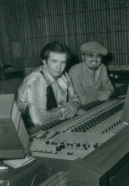 Peter Brown and Gary Vandy