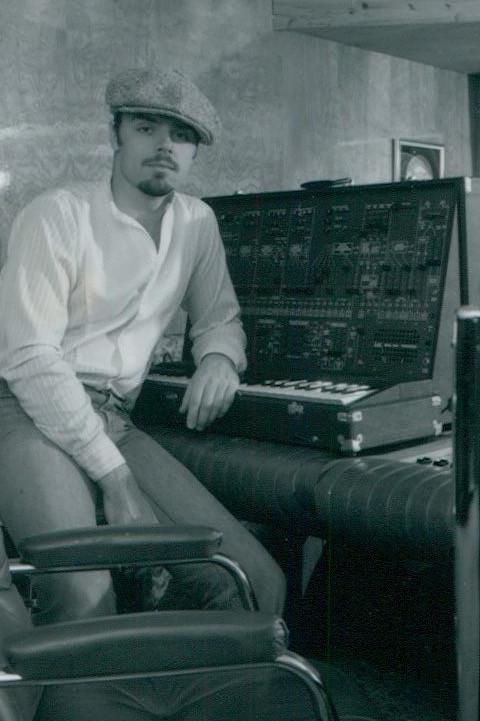 Peter At Studio Center, Miami
