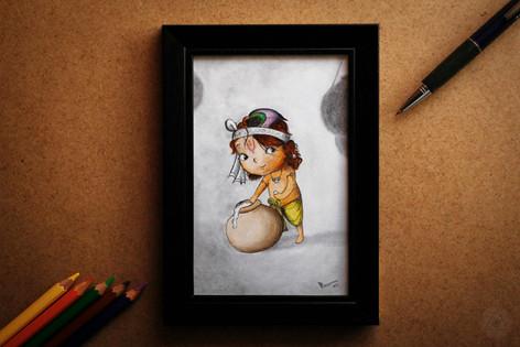 Arts de Raghav_Prasanna Raghavan_Krishna
