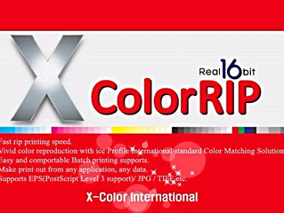 XColorRIP Trial version launched.