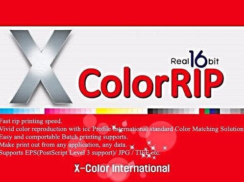 XColorRIP Trial Ver.