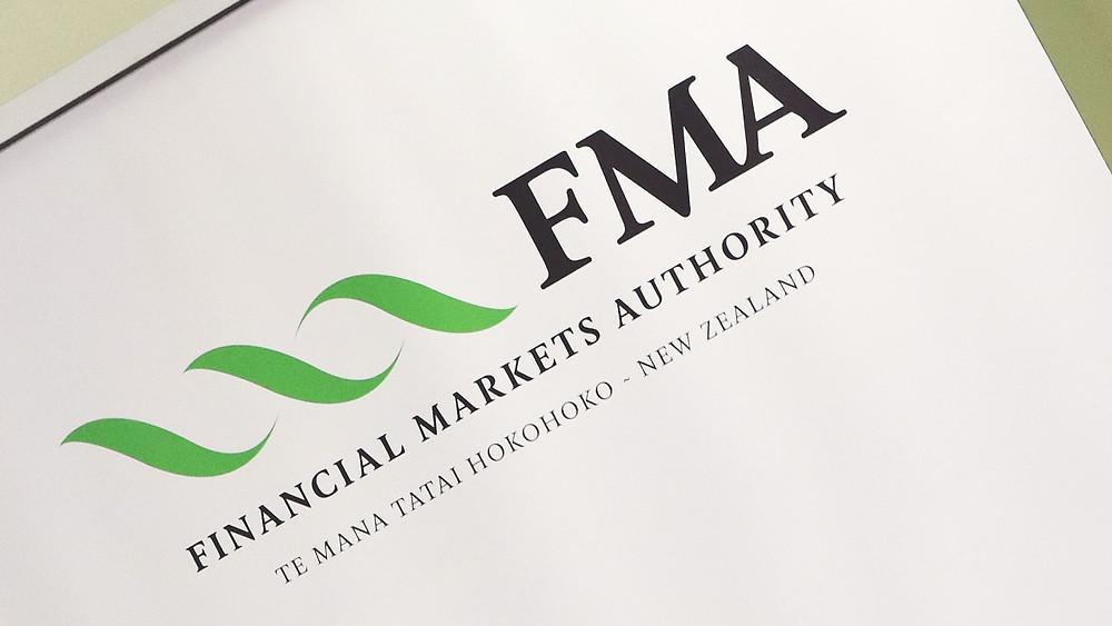 Financial Markets Authority Logo