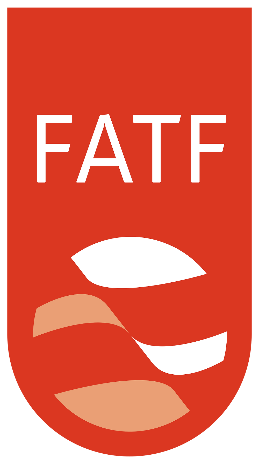 FATF red and white logo