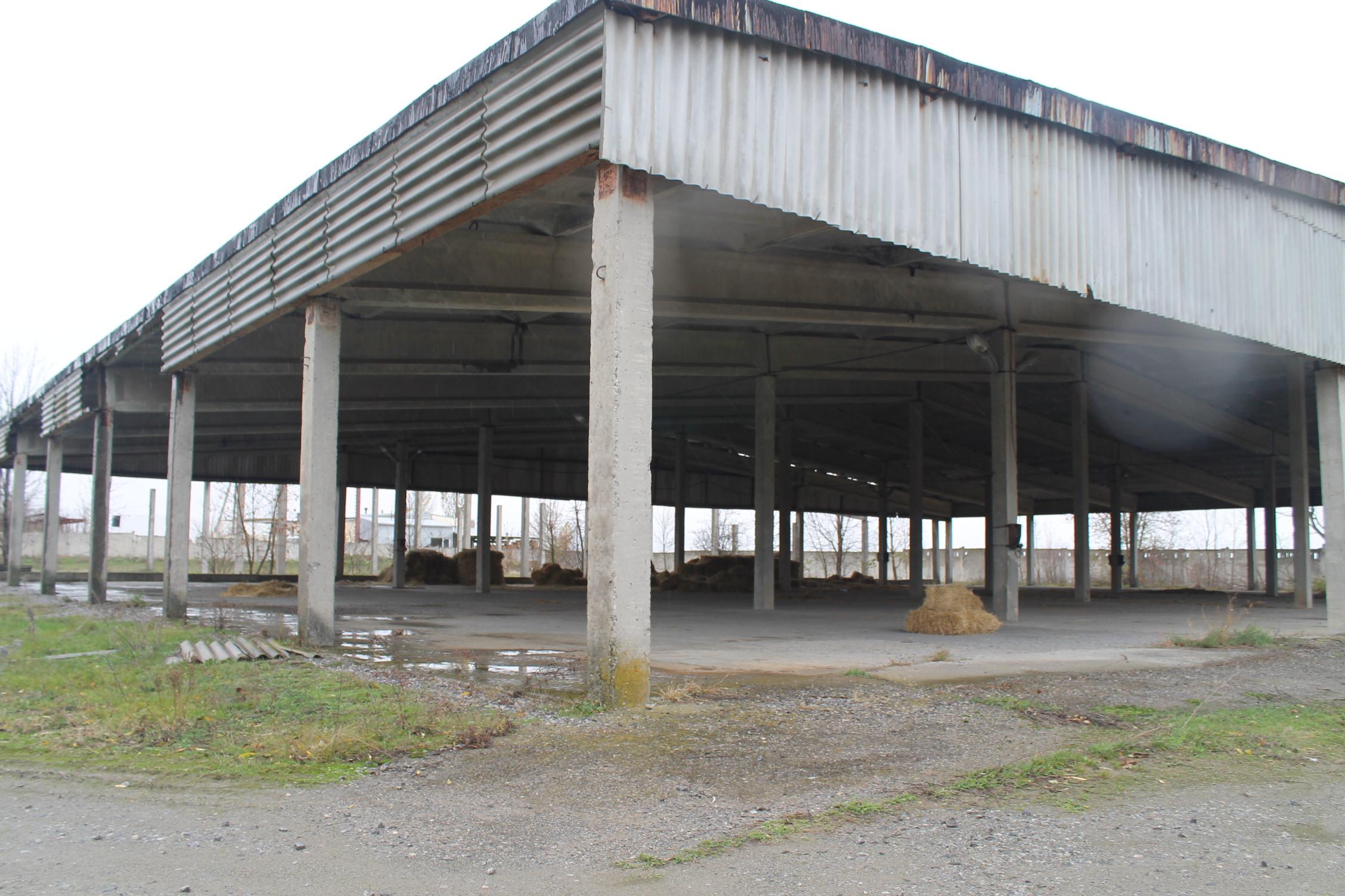 майновий комплекс Нові Обіходи