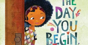 Education: 'The Day You Begin' - a 'must read' for everyone!