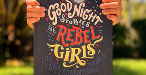 Book Guide: Good Night Stories for Rebel Girls
