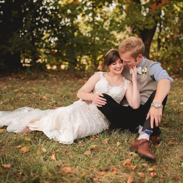 Courtney & Andrew