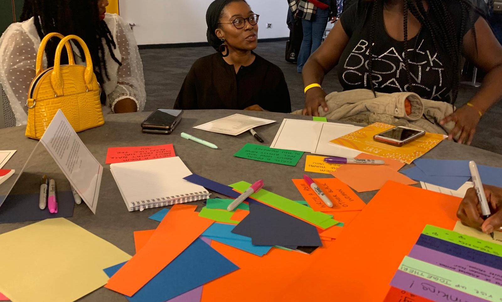 BLACK GIRLS FESTIVAL X POETRY + WELLBEING WORKSHOP | OCT 2019