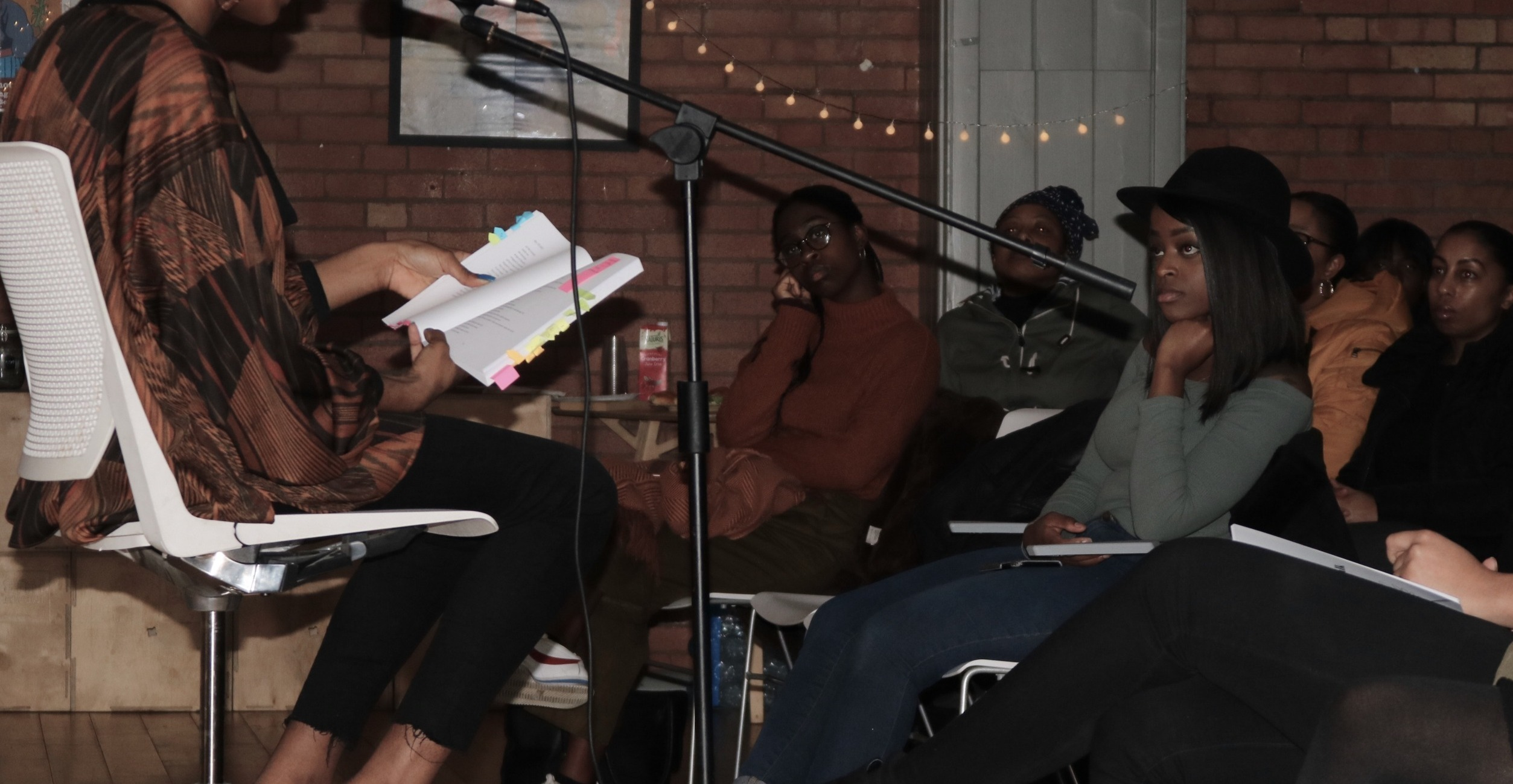 WHEN DAISIES TALK POETRY READING | MARCH 2019