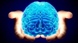 Healthy Glowing Brain