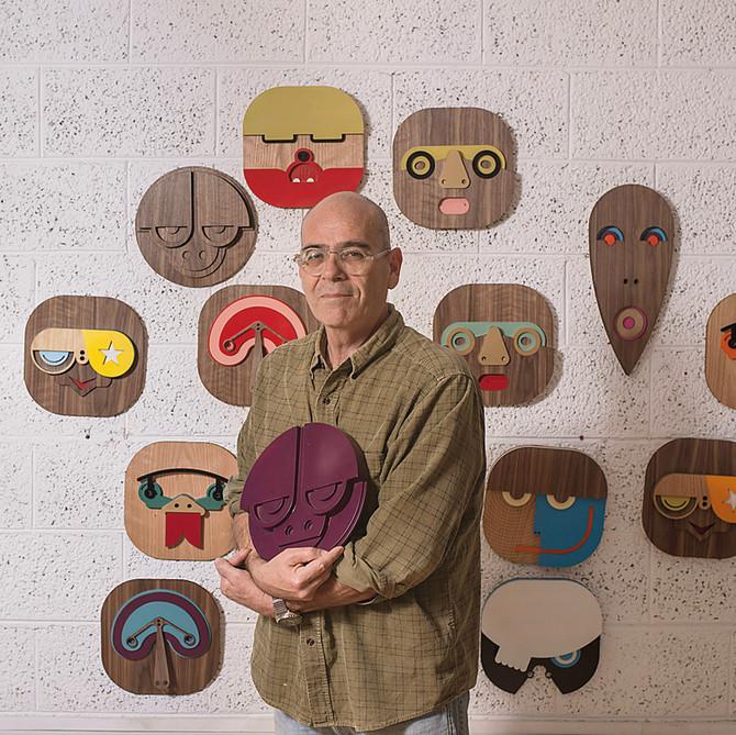 ראיון עם אמן יוצר - צחי נבו