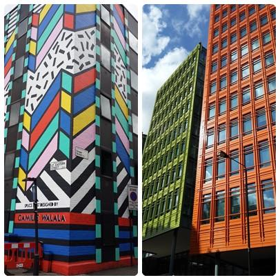 עיצוב ברחובות לונדון צילום ועריכה: רויטל רודצקי עיצוב פנים והום סטיילינג