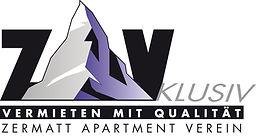 Logo ZAV Zermatter Apartment Verein