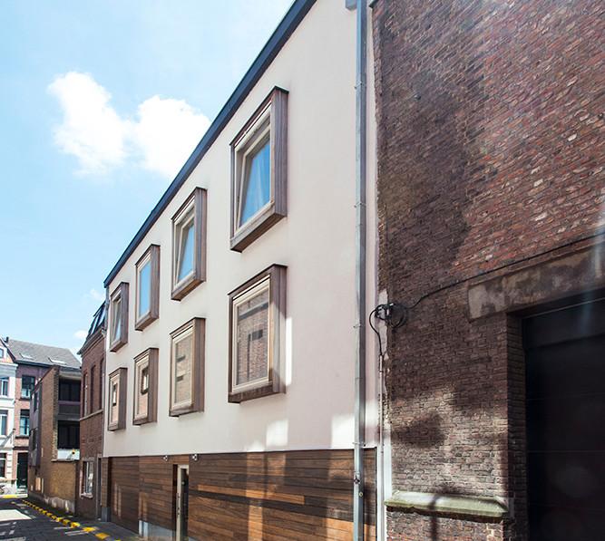 Residentie Saghermanshof Gent