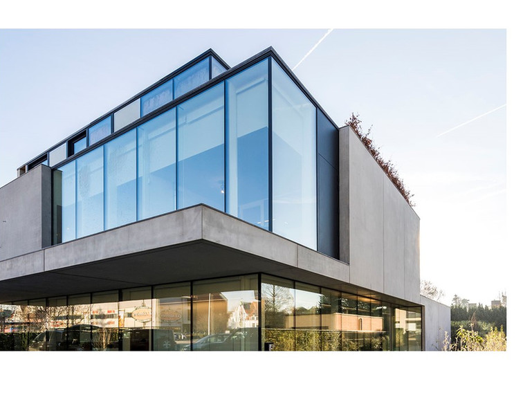 Kantoorgebouw Sint-Denijs-Westrem