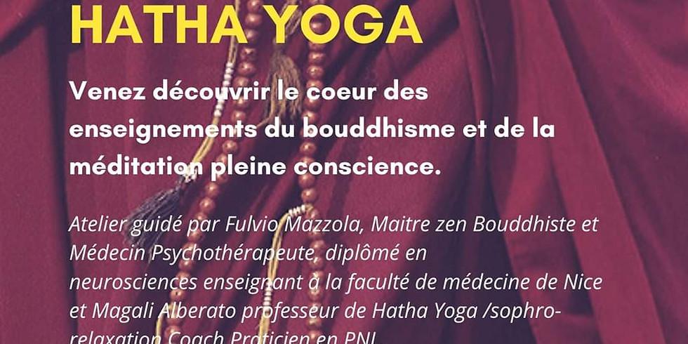 Atelier en pleine conscience et hatha yoga