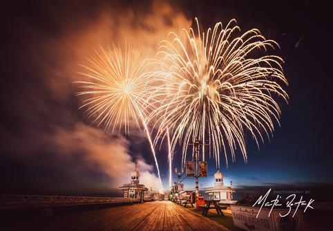 Blackpool Fireworks.