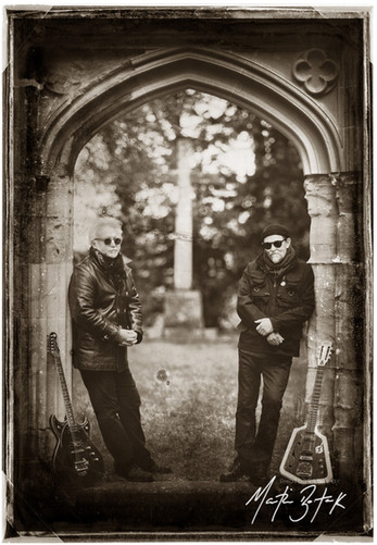 Reeves Gabrels and Bill Nelson