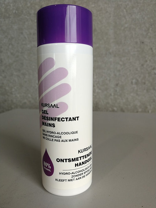Gel hydroalcoolique 80% - 100ML