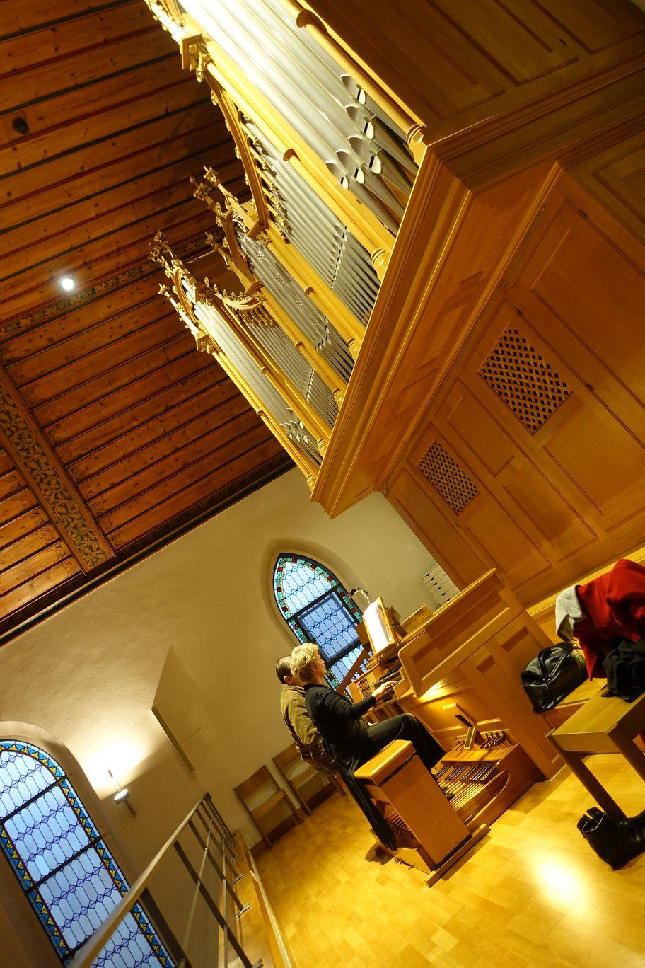 Kirchenorgel 4
