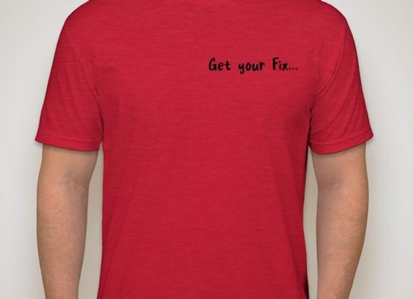 Quick Fix T-shirt Red