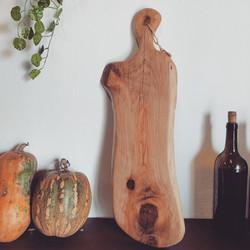 Tábua de Cortar e Servir em Madeira de Cedro | Cedar Cutting board